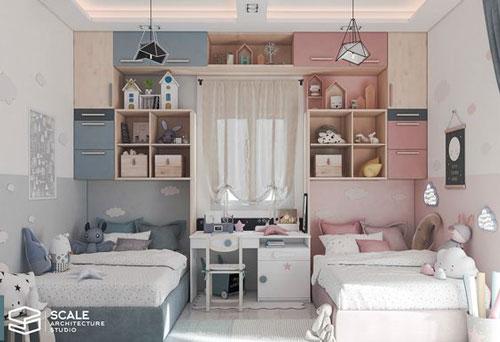 комната +для 2 мальчиков и девочки