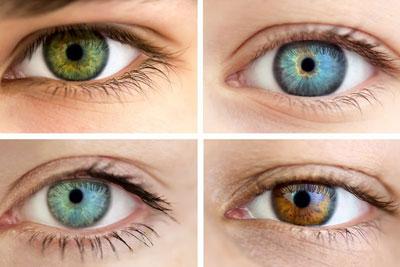 почему у детей с возрастом меняется цвет глаз