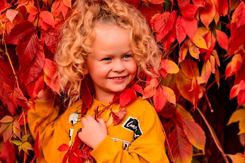 Красивые стихи про осень для детей начальной школы для 2 класса