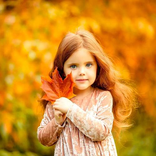 Красивые стихи про осень для детей 4 лет