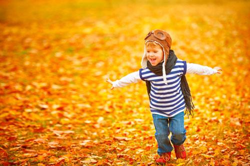 Красивые стихи про осень для детей начальной школы для 1 класса