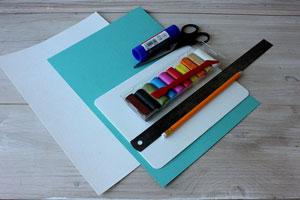 материалы для поделки из пластилина