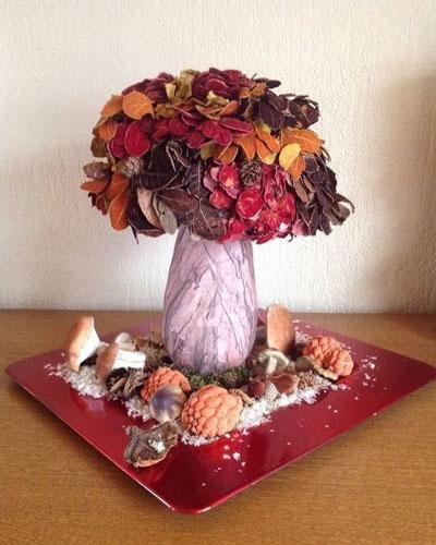 поделки на тему осень в садик для мальчика 9
