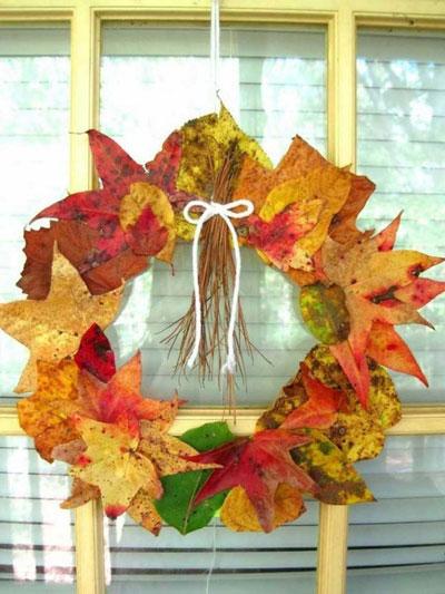 поделки на тему осень в садик средняя группа 4