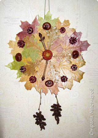 поделки на тему осень в садик для девочки 8