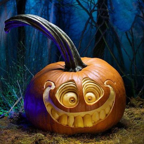 поделки тыква хэллоуин 3