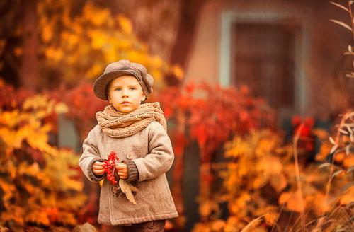 Красивые стихи про осень Натали Самоний