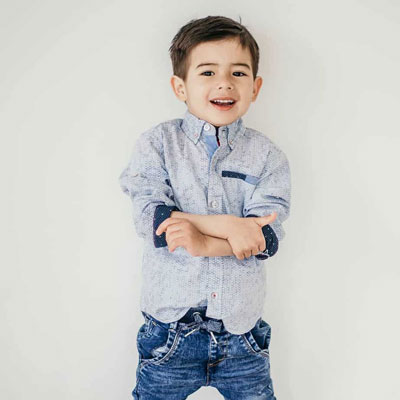 Современная детская мода 1