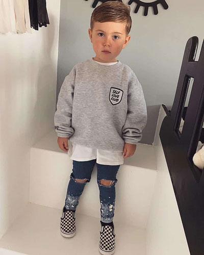 Современная детская мода 5