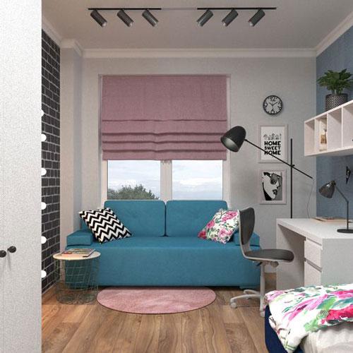 идеи комнаты для девочки подростка 12 лет