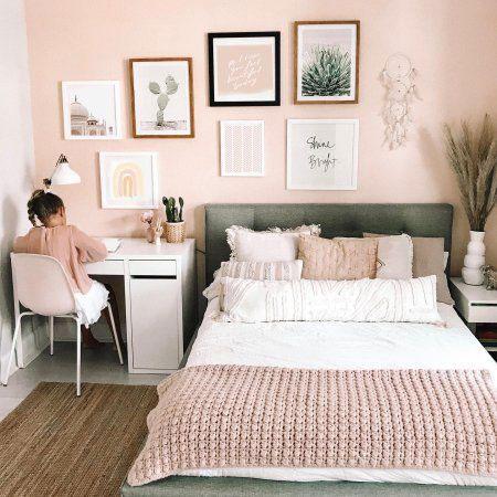 интерьер комнаты для девочек подростков фото