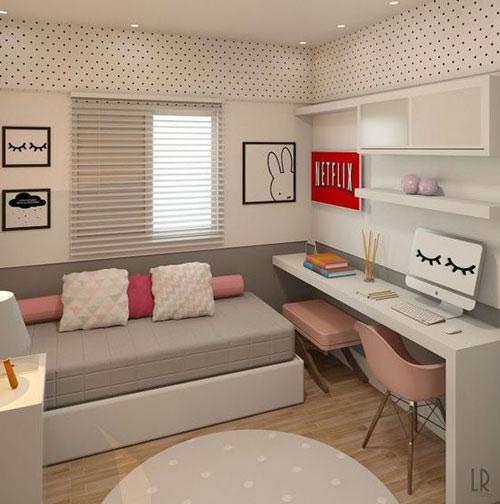 современные комнаты для девочек подростков фото