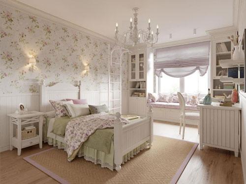 комната для подростка девочки 16
