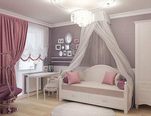 дизайн комнаты подростка девочка 13 лет