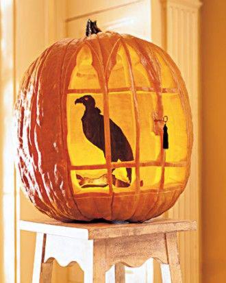 поделки из тыквы на хэллоуин для детей 2