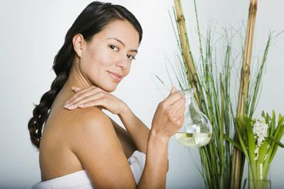 уход и востановление кожи тела после лета