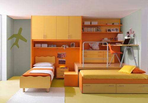 комната для девочки и мальчика 2
