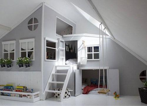 зонирование детской комнаты для двоих разнополых