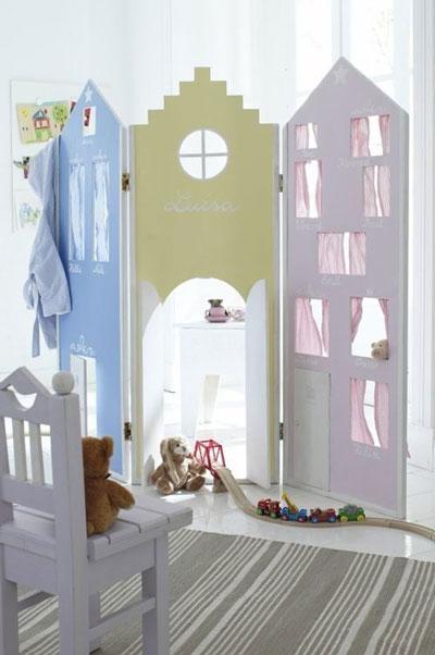 зонирование детских комнат фото 6