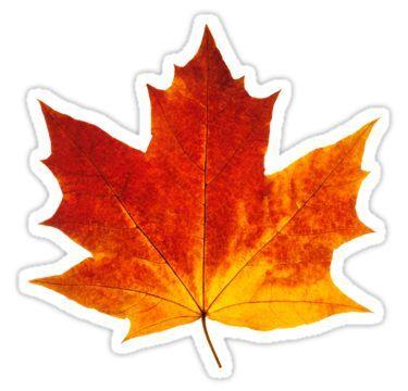 осенние листья из бумаги трафарет 9
