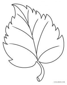 осенний лист поделка из бумаги 11