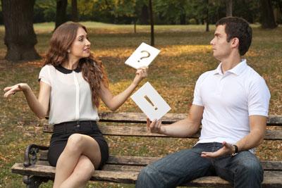 отношения мужа и жены зашли в тупик