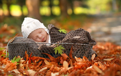 дети родившиеся осенью характеристика