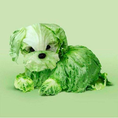 детские поделки из овощей своими руками 7