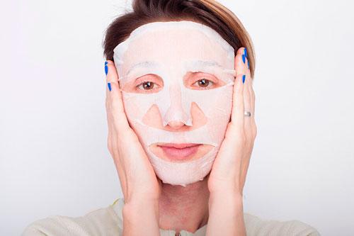 маска из ткани