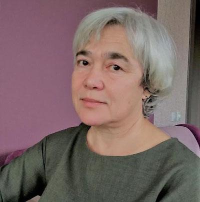 Харит Сусанна Михайловна