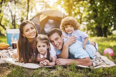 в чем отличие счастливых семей