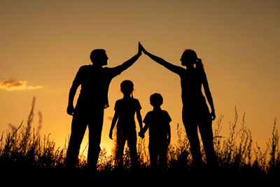 как стать счастливой семьей