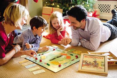 гармония счастливой семейной жизни