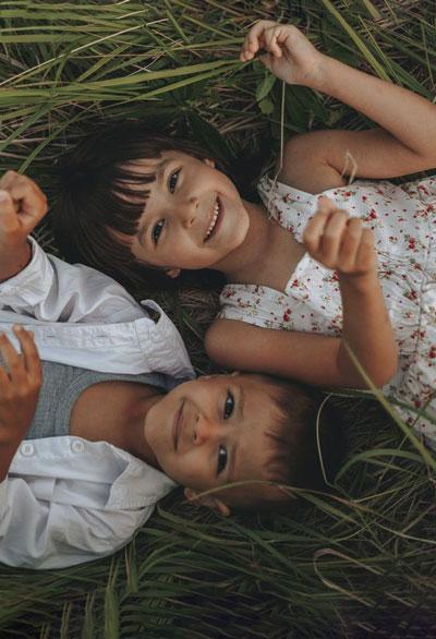 идеи для фото детей