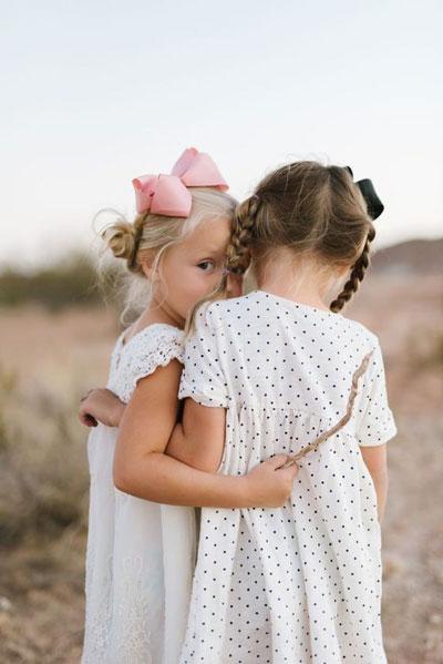Как красиво сфотографировать ребенка летом 7