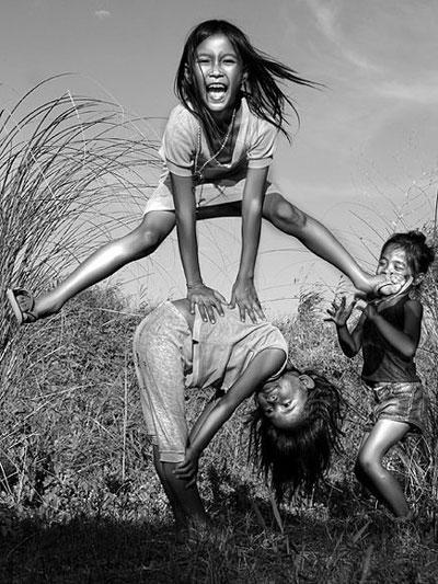 Как красиво сфотографировать ребенка летом 5