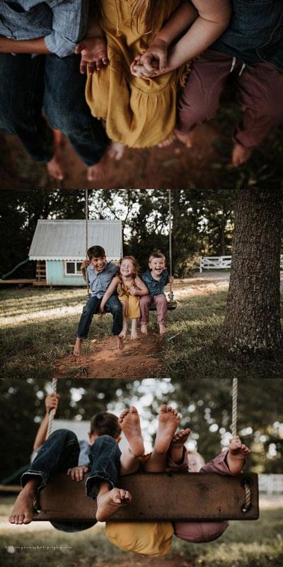 красиво сфотографировать ребенка в 4 года