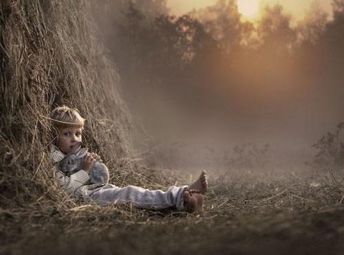 как научиться красиво фотографировать детей 2