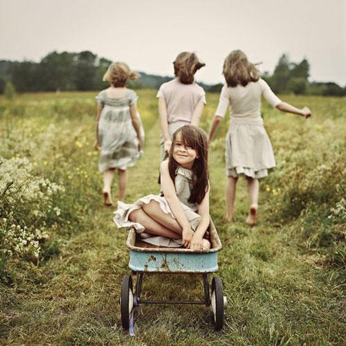 как научиться красиво фотографировать детей
