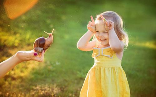 идеи для красивых фото детей