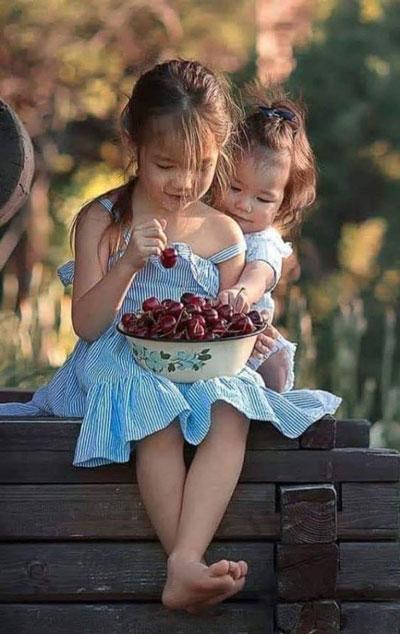 красивые и живые фотографии детей