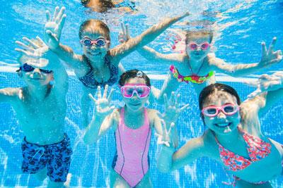 как правильно научить ребенка плавать в бассейне 7