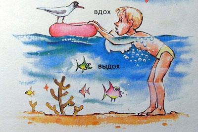 как правильно научить ребенка плавать в бассейне