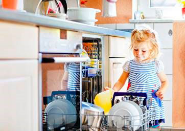 Как навести порядок вместе с ребенком 3
