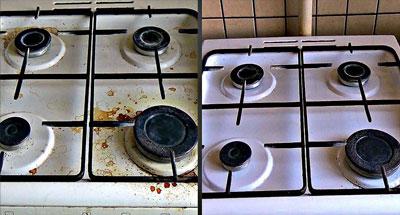 как быстро навести порядок на кухне 2