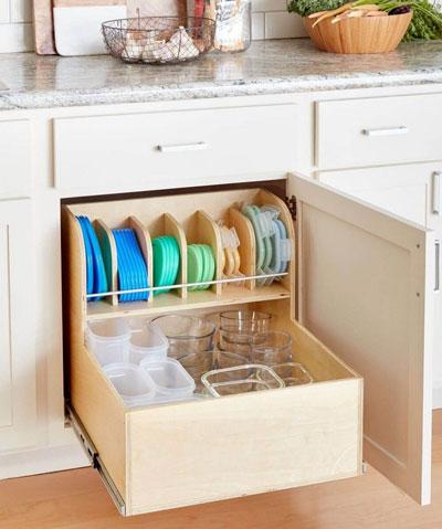 Как навести порядок на кухне и организовать пространство 3