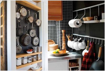 Как навести порядок на кухне и организовать пространство 2