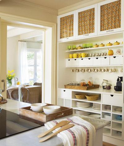 Как навести порядок на кухне и организовать пространство