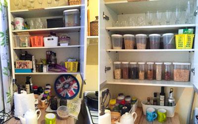 как навести порядок на маленькой кухне