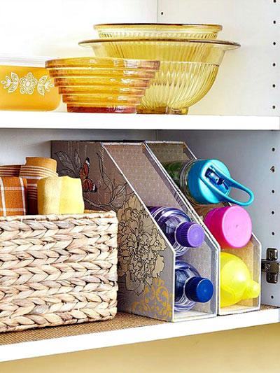 как навести порядок на маленькой кухне 2